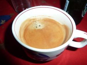 Test, test (met koffie)